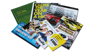 Flyers and Leaflets